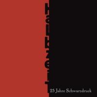 Halbzeit. 25 Jahre Edition Schwarzdruck
